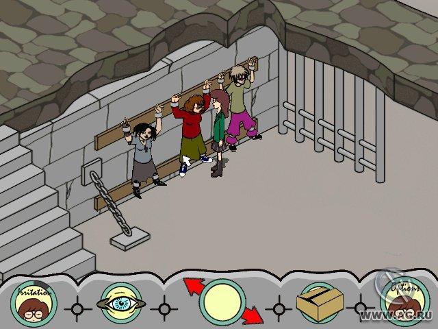 Daria's Inferno screenshot