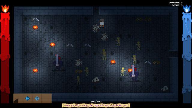 Dungeons Are Random screenshot