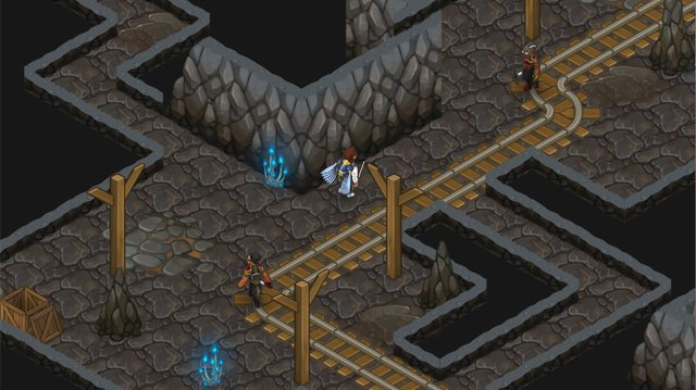 Steam Bandits: Outpost screenshot