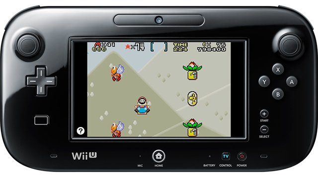 Super Mario World: Super Mario Advance 2 screenshot