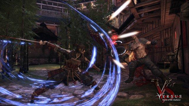 Versus: Battle of the Gladiator screenshot