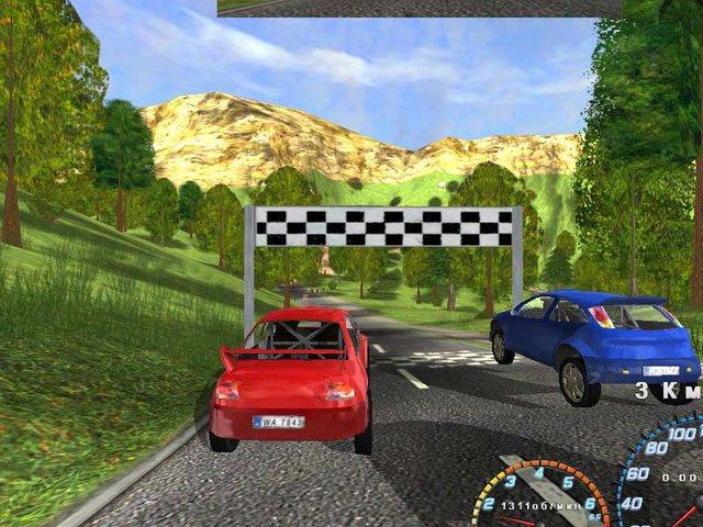 WR Rally screenshot