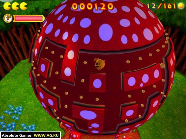 Pac-Man: Adventures in Time screenshot