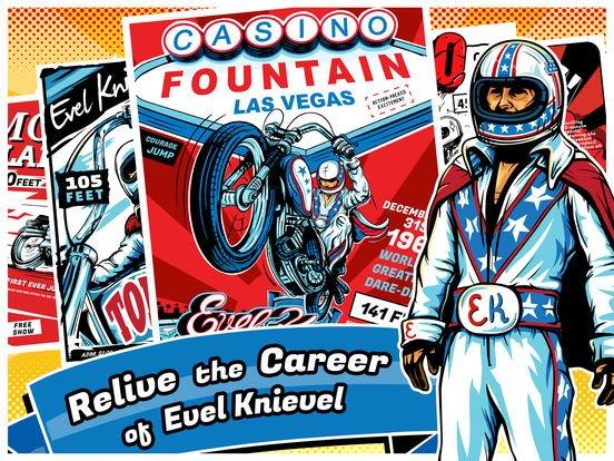 Evel Knievel screenshot