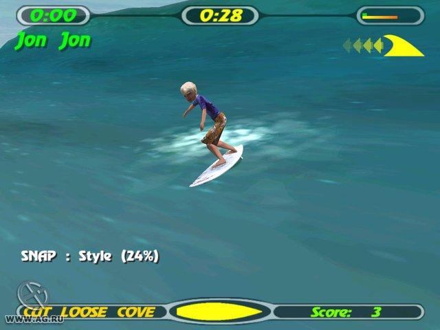 Championship Surfer screenshot