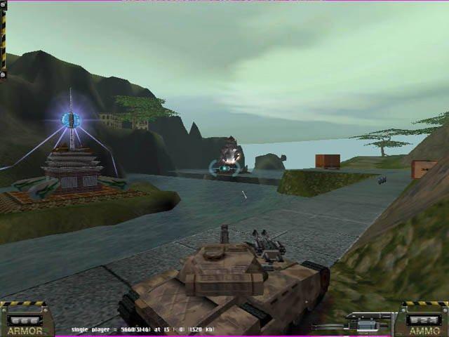 Киллер Танк screenshot