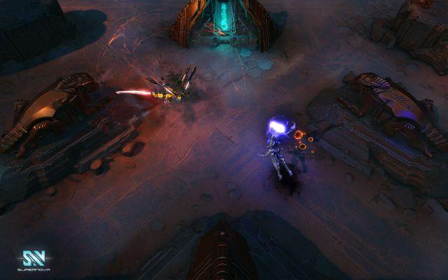 Supernova screenshot