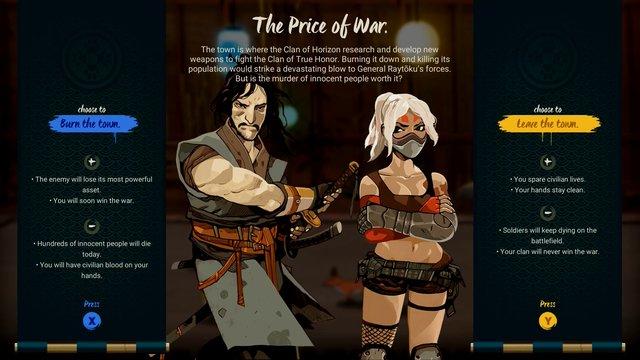 Samurai Riot screenshot