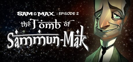 Sam & Max 302: The Tomb of Sammun-Mak screenshot
