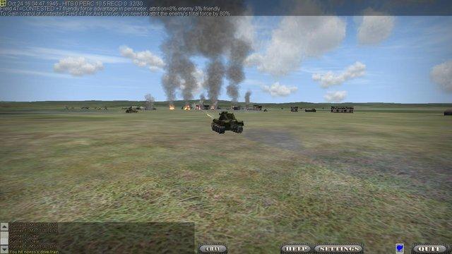 M4 Tank Brigade screenshot