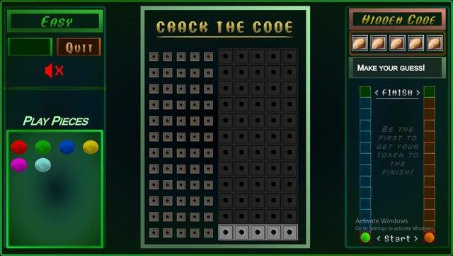 CrackTheCode screenshot
