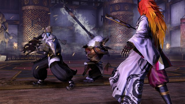 SAMURAI WARRIORS 4-II screenshot