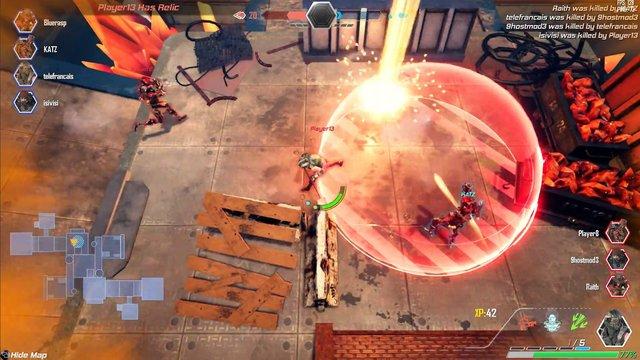Relic Raiders screenshot