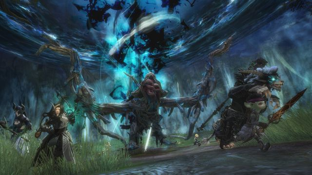 Guild Wars 2: Heart of Thorns screenshot