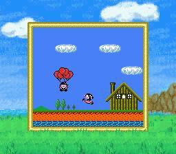 Balloon Kid (1990) screenshot