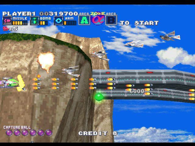 G-Darius (1998) screenshot