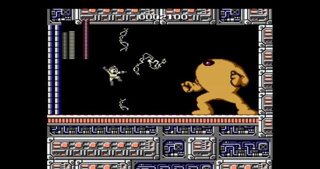 Mega Man screenshot