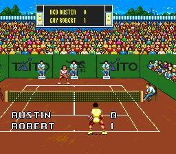 International Tennis Tour screenshot