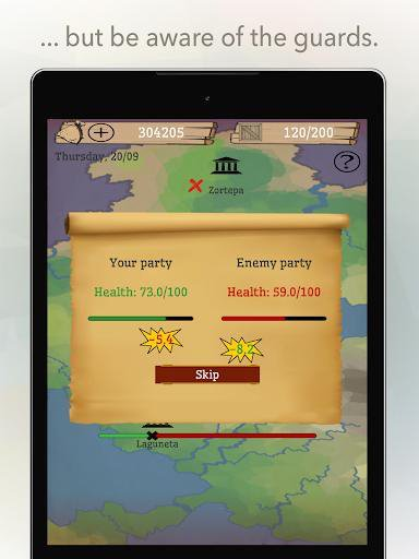 Pocket Trader. Business Tycoon. Ancient Trading. screenshot