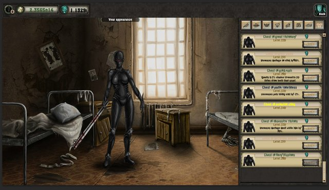 Insanity Clicker screenshot