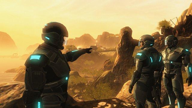 Carrier Command: Gaea Mission screenshot