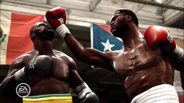 Fight Night Round 4 screenshot
