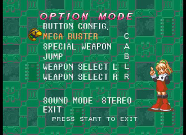 Mega Man 8 (1996) screenshot