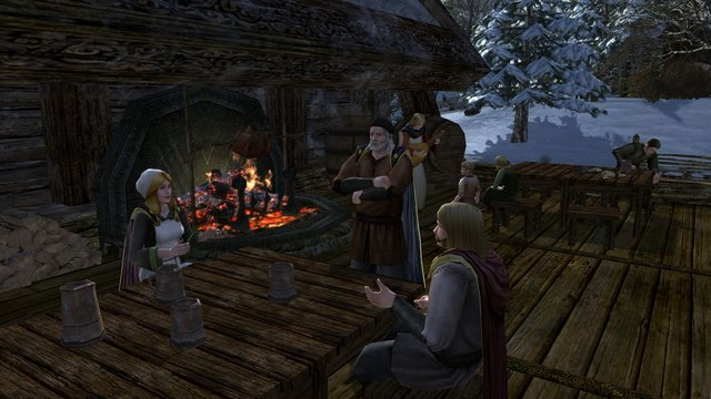 The Lord of the Rings Online: Helm's Deep screenshot