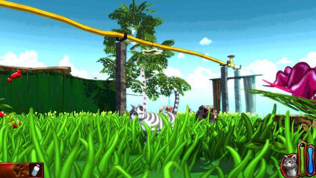 The Cat! Porfirio's Adventure screenshot