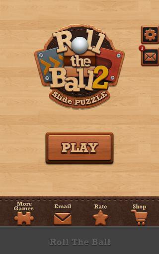 Roll the Ball: slide puzzle 2 screenshot