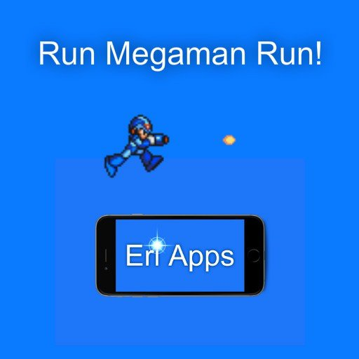 Megaman Run! screenshot
