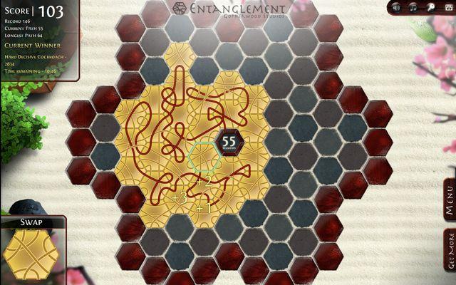 Entanglement screenshot