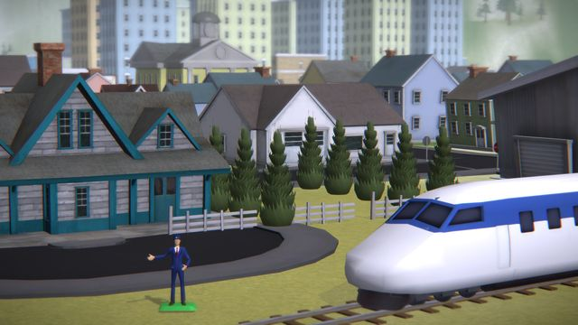 Train Frontier Classic screenshot