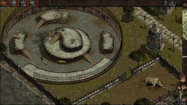 Commandos: Beyond the Call of Duty screenshot