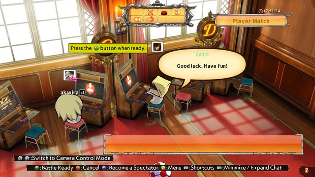 Guilty Gear Xrd -REVELATOR screenshot