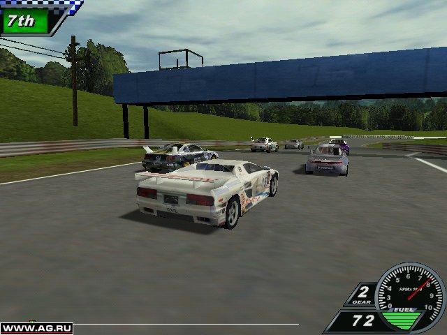Sports Car GT screenshot