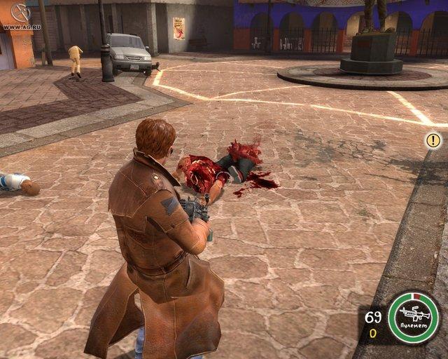 Postal 3 screenshot