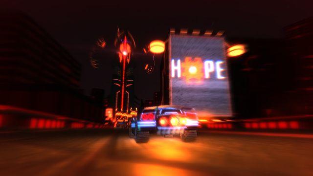 Nitronic Rush screenshot