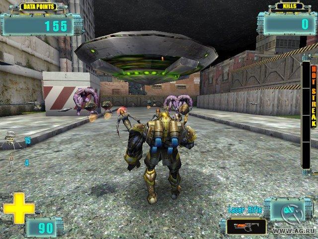 X-COM: Enforcer screenshot