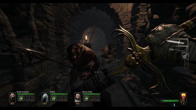 Warhammer: End Times - Vermintide Drachenfels screenshot