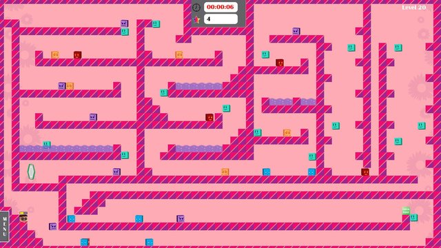 Box Maze Extreme screenshot