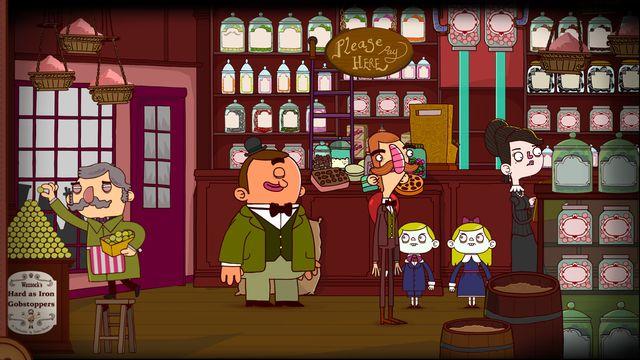 Bertram Fiddle Episode 2 screenshot