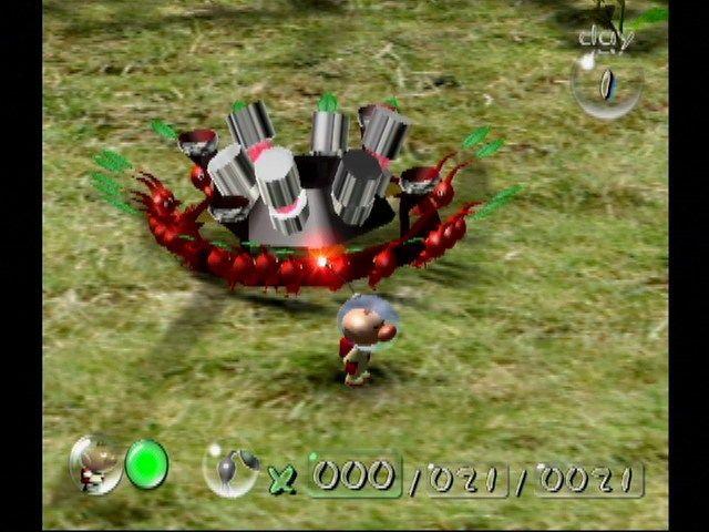 Pikmin (2001) screenshot