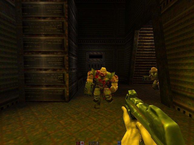 Quake II: Quad Damage screenshot