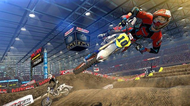 MX VS ATV Supercross screenshot