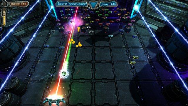 Ionball 2: Ionstorm screenshot