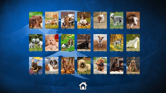 Puppy Dog: Jigsaw Puzzles screenshot