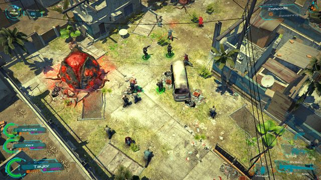 Global Outbreak: Doomsday Edition screenshot