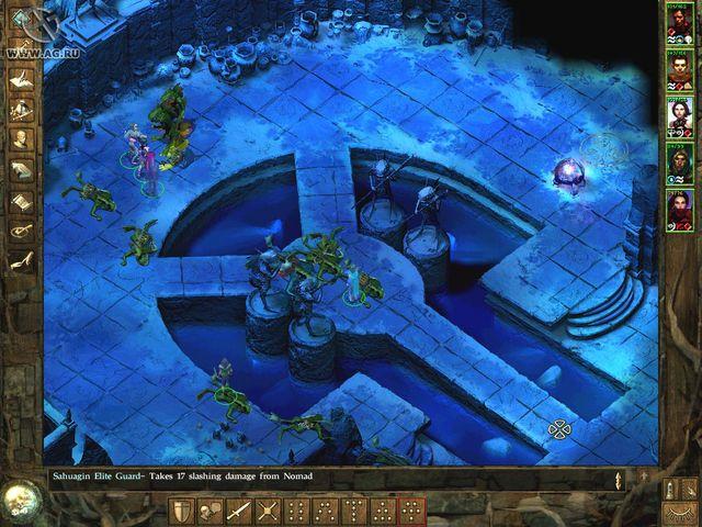 Icewind Dale: Heart of Winter screenshot