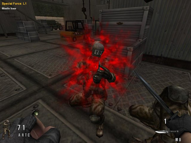 Combat Zone: Special Forces screenshot